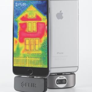 FLIR One – IR-kamera för iOS