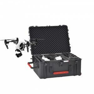 HPRC Koffert – Inspire 1 (Landing Mode)