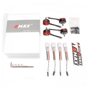 EMAX RS2205S och D-Shot Bullet 30A ESC kit