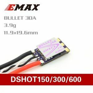 Emax D-SHOT Bullet Series 30A