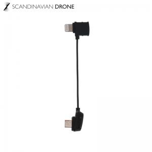 DJI - Mavic Pro RC Cable (Lightning Connector)