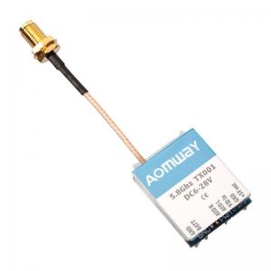 Aomway – TX001B 25/200/600mw videosändare