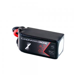 Scandinavian Drone – Black Pax 4S 1350mAh 95C