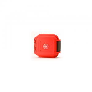 HPRC – Minnekort-ask 8st MicroSD (röd)