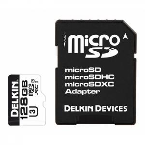 Delkin – MicroSD 660x (128GB)